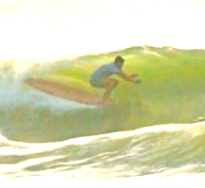Justin Quintal / His Surfing, Outlook ... an ESM Feature. Amateur / Masters ...