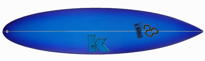 Channel Islands K Step Up Surfboard