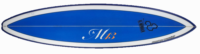 Channel Islands M13 Surfboard