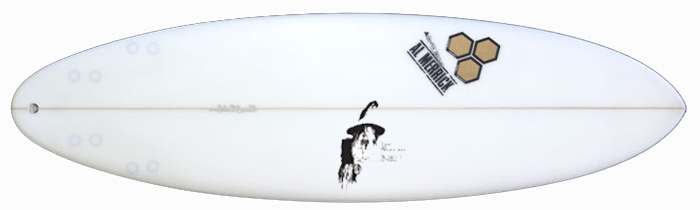 Channel Islands Wizard Sleeve Surfboard