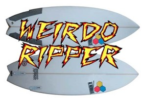 Now Available! Channel Islands 'Weirdo Ripper' Surfboard
