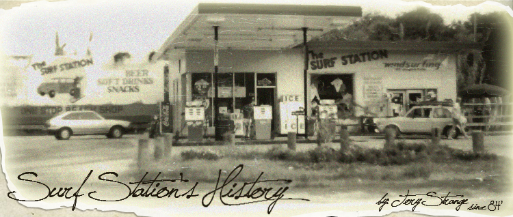 Old Surf Station Store Pic