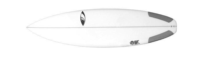 Sharp Eye OK Model Surfboard