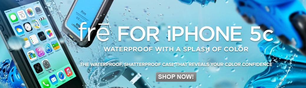 Lifeproof iPhone 5c/s Case