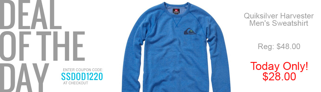 Quiksilver Harvester Men's Sweatshirt