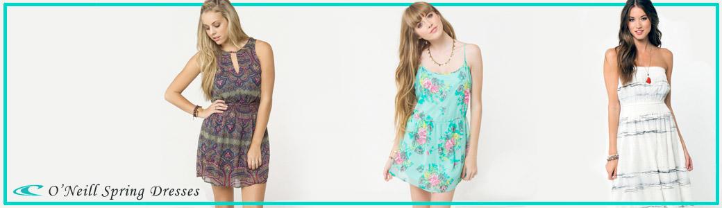 O'Neill Spring Dresses