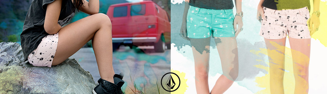 Volcom Women's shorts