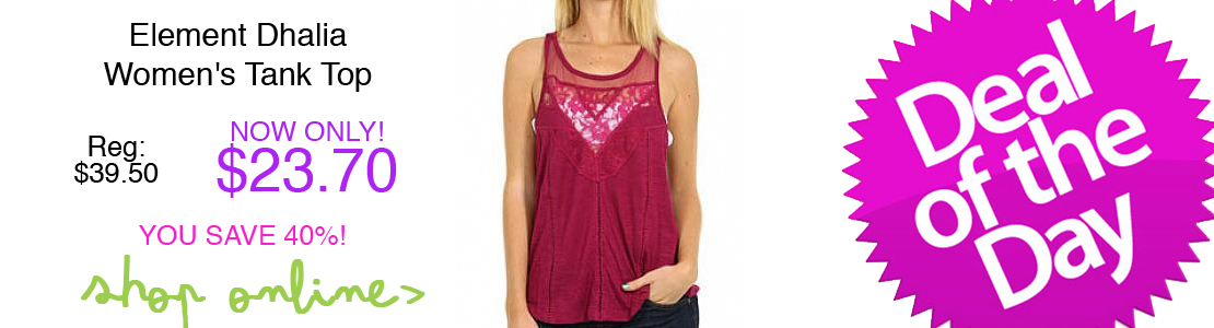Element Dhalia Women's Tank Top