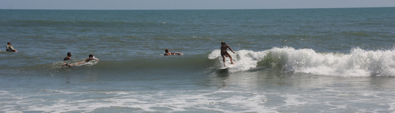 Surf Report Slide