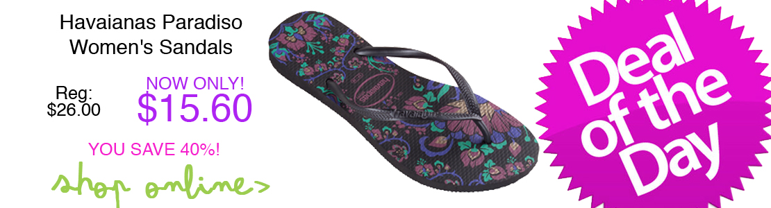 Havaianas Paradiso Women's Sandals
