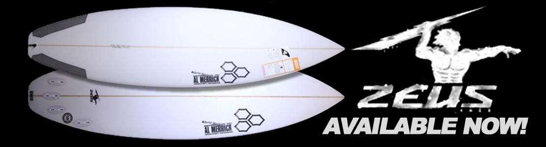 Channel Islands Zeus Surfboard