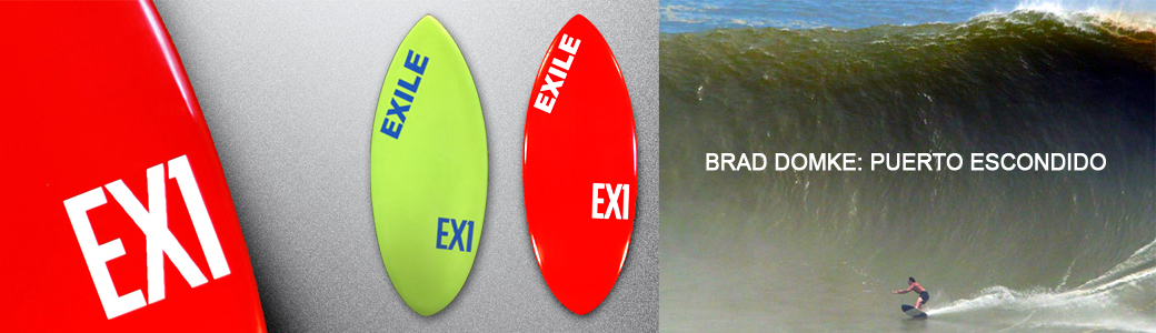 Exile EX1 Skimboards