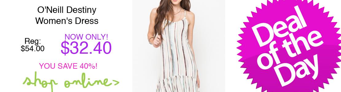 O'Neill Destiny Women's Dress