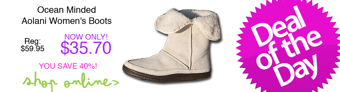Ocean Minded Aolani Women's Boots