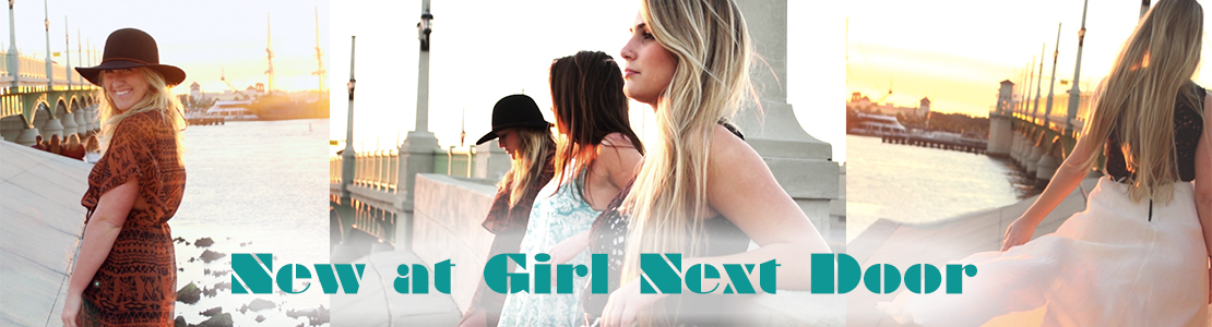 Girl Next Door Apparel