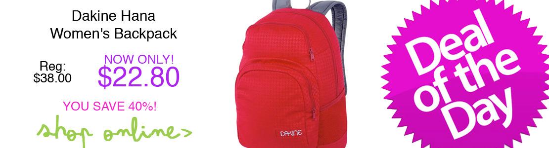 Dakine Hana Women's Backpack