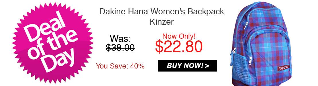 Dakine Hana Women's Backpack - Kinzer