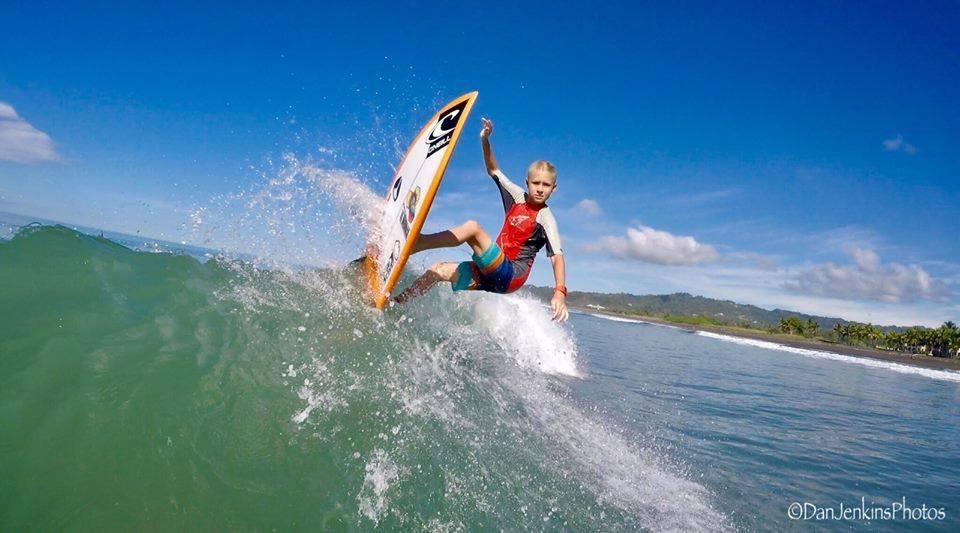 Braeden Kopec - Surf Station Surf Report