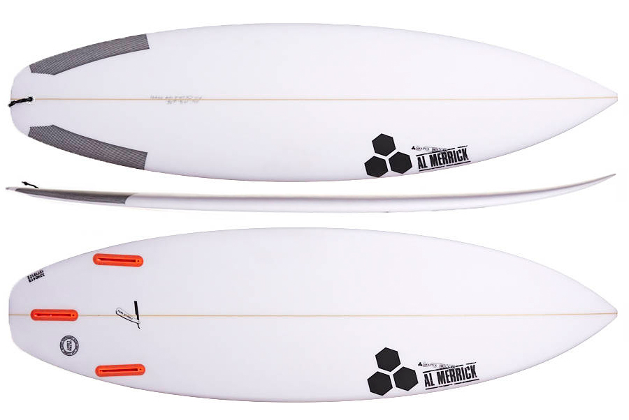 Surfboard Review: Channel Islands Fred Rubble Surfboard Channel Islands Surfboard Reviews Surfboard Reviews