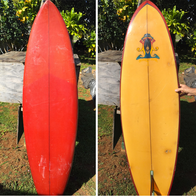 Vintage Surf Boards 18