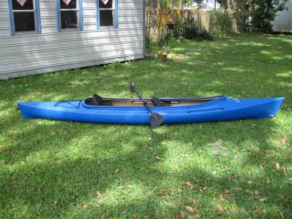 Kayak $475 00 -Tandem-sit inside- Old Town Loon 138-T - Surf Station