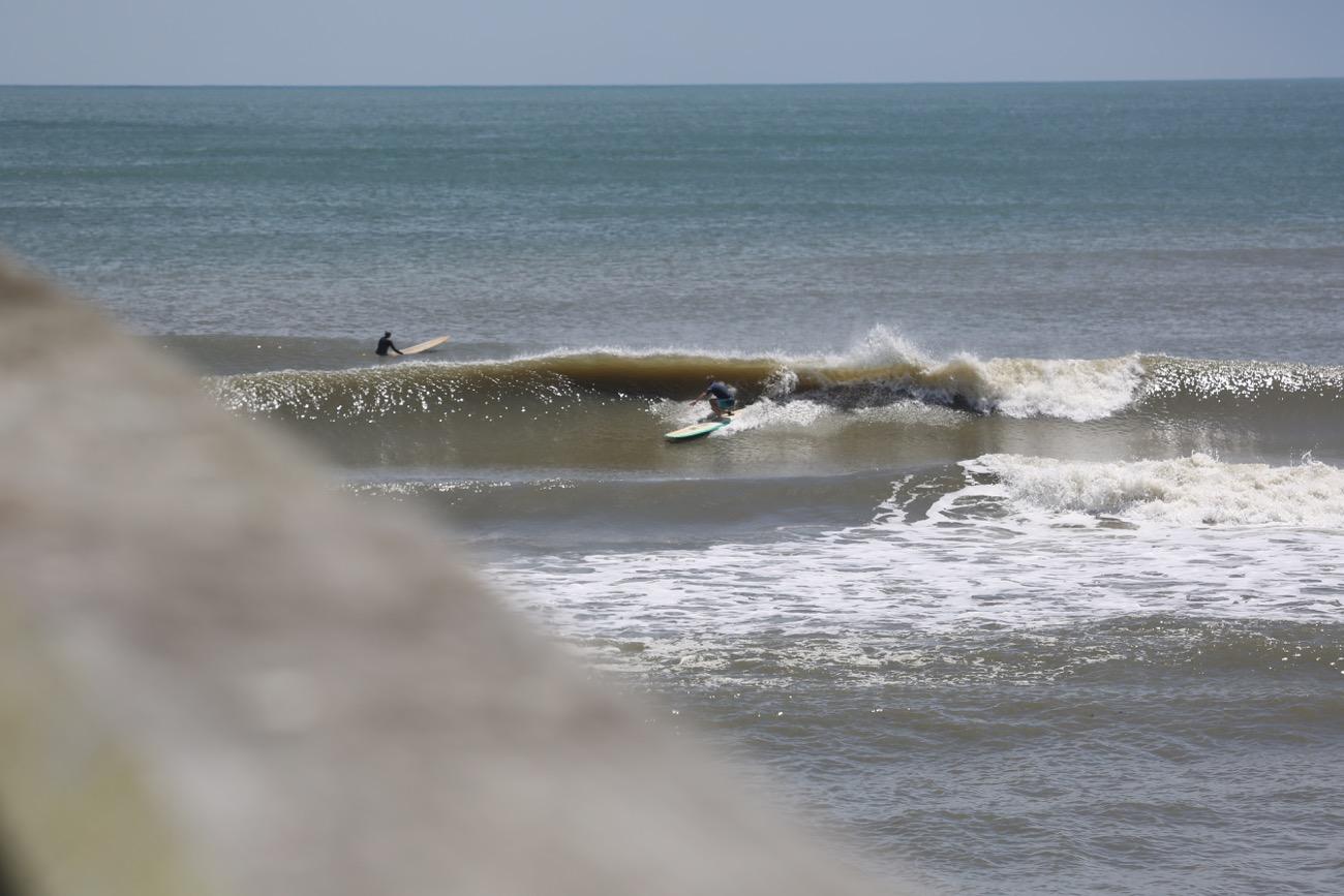 Monday Afternoon @ St. Augustine Beach
