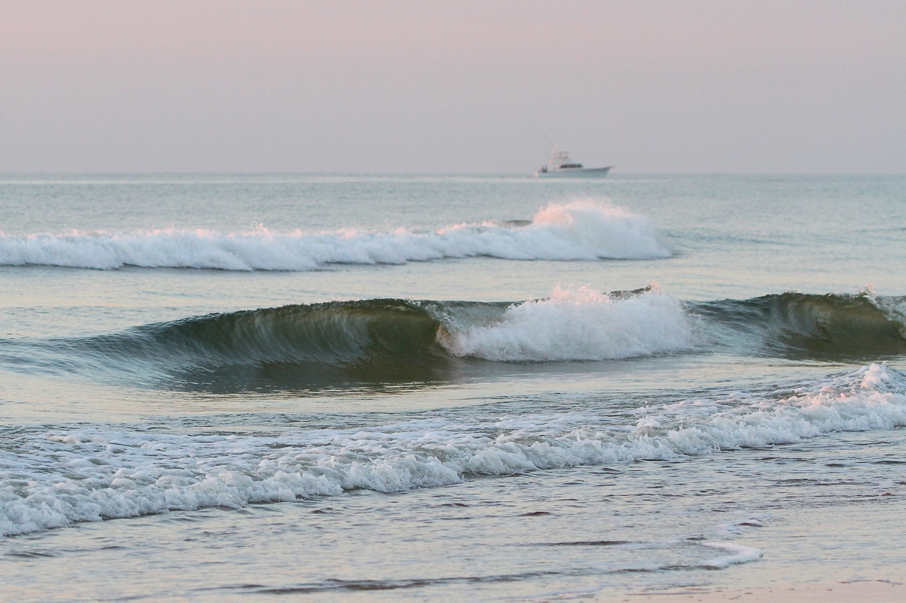 Friday early @ St. Augustine Beach