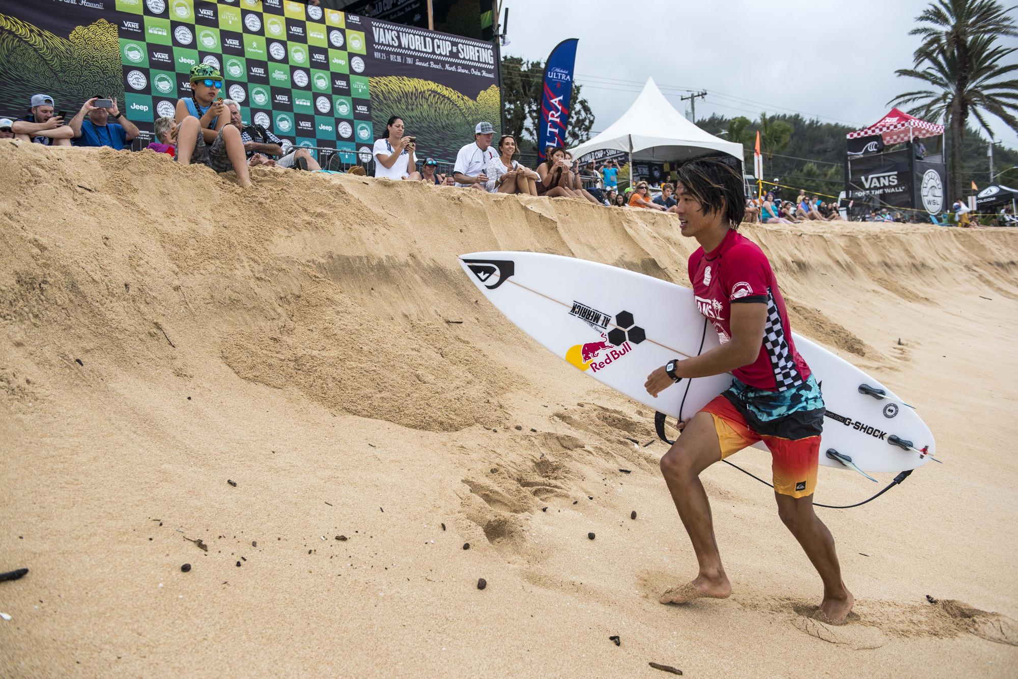Conner coffin wins vans us open surf station surf report kanoa igarashi sunset beach nvjuhfo Image collections