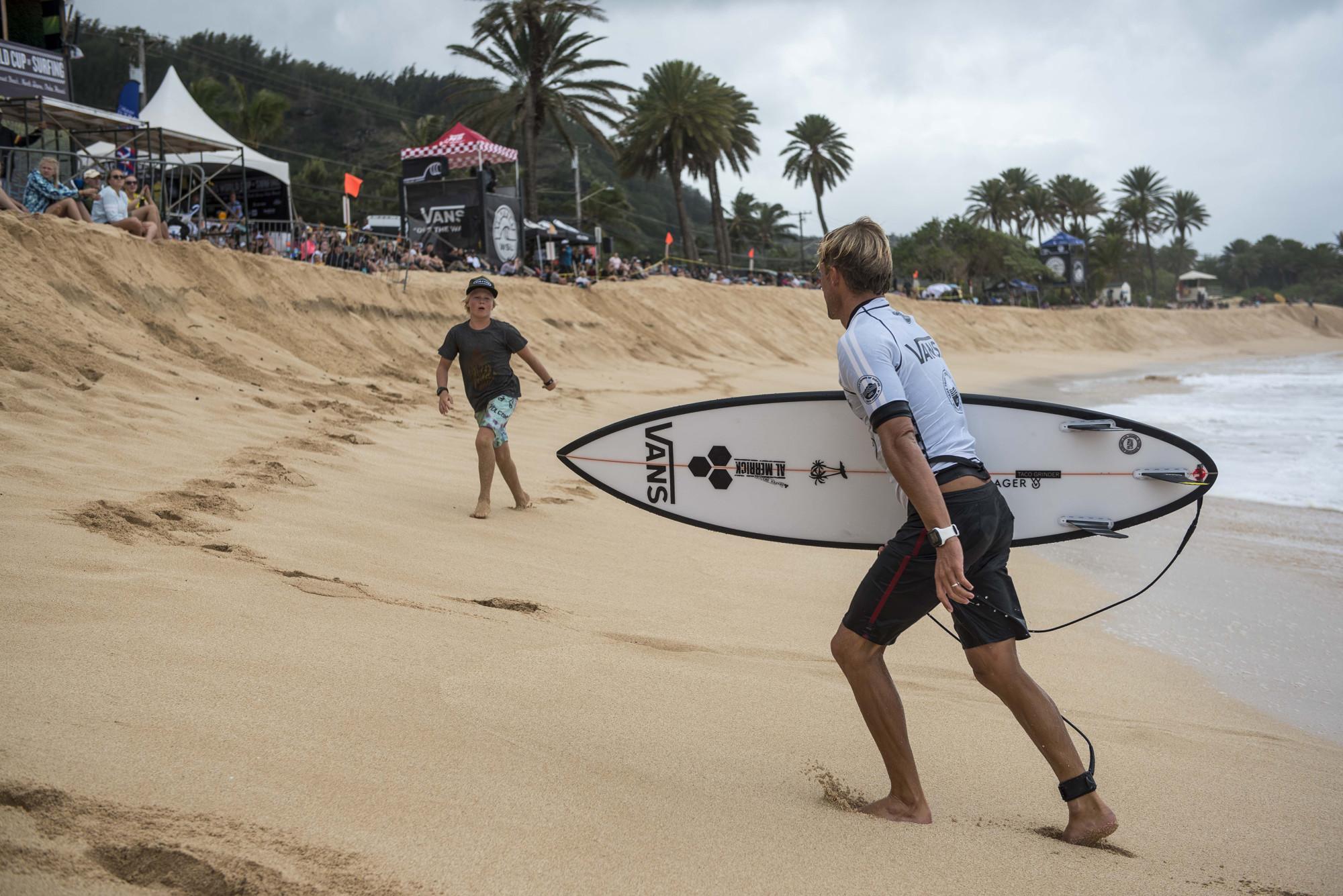 44d430325d Conner Coffin Wins Vans US Open - Surf Station Surf Report