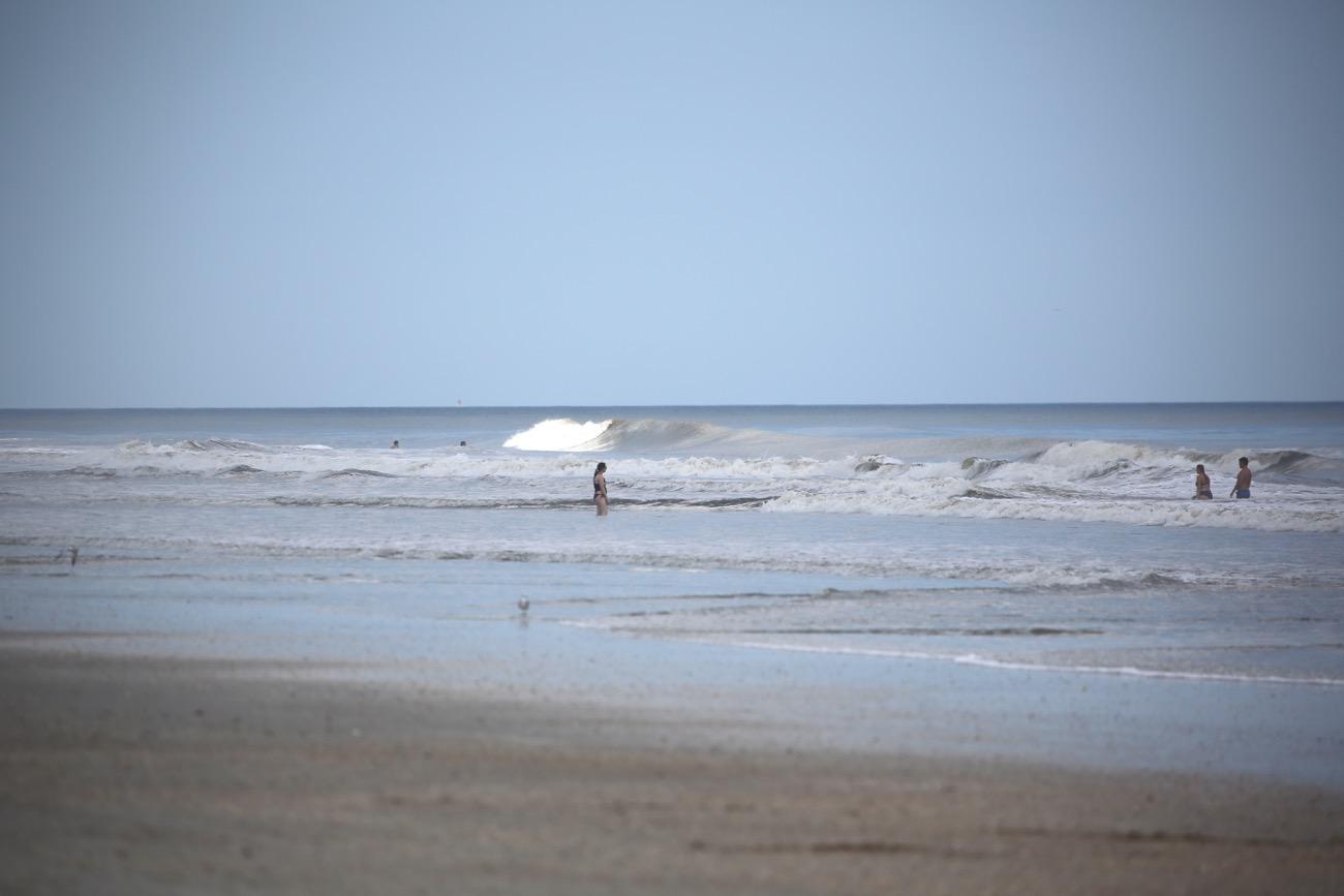 St Augustine Beach Surf Forecast